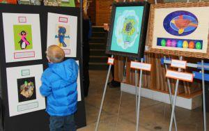 Glamorgan Community Kindergarten Arts Show