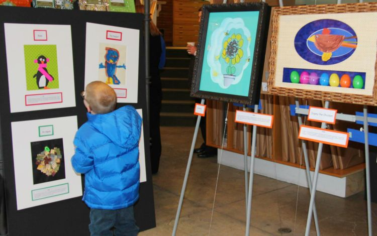 Glamorgan Community Kindergarten Arts Show
