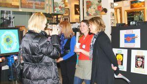Glamorgan Community Kindergarten Art Show
