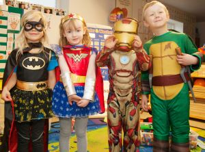 Glamorgan Community Kindergarten Halloween Party