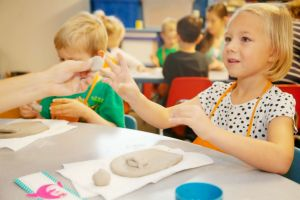 Glamorgan Community Kindergarten Clay for Kids
